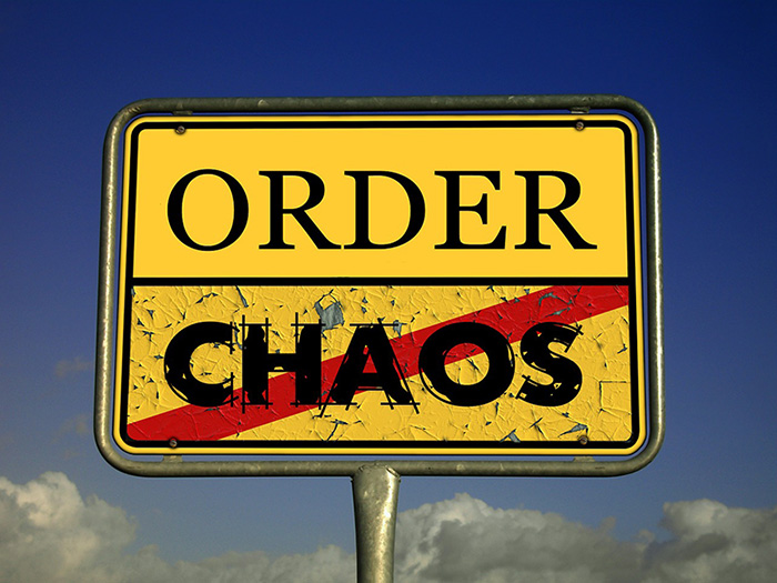 Order Chaos Content Groupings