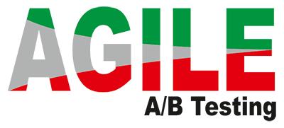 AGILE AB Testing Logo