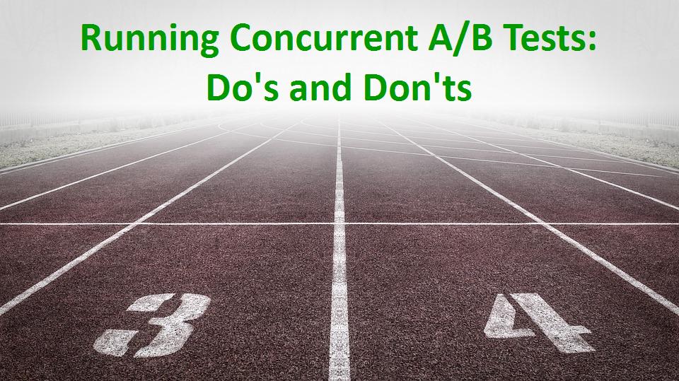 Concurrent AB Tests