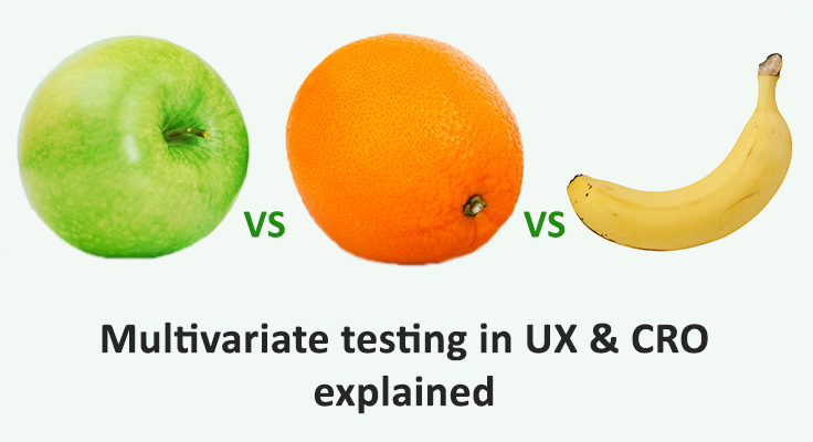 Multivariate AB Tests / MVT Testing