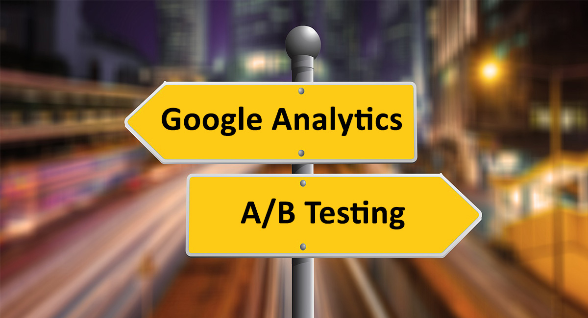 Google Analytics User Data in AB Testing